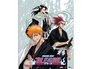 Bleach Wall Scroll: Ichigo Renji Byakuya GE Animation