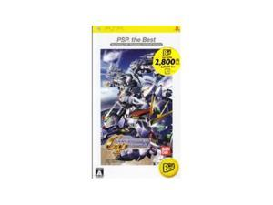 SD Gundam G Generation Portable PSP Game (Japanese Version) Japanese PSP Video Games