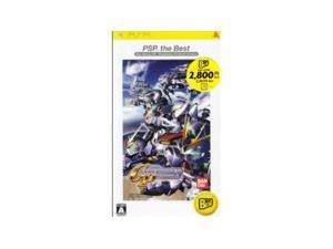 SD Gundam G Generation Portable PSP Game (Japanese Version) Japanese PSP Video Games