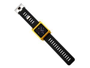 Aluminum Bracelet Watch Band Wrist Band for iPod Nano 6 Cover Case