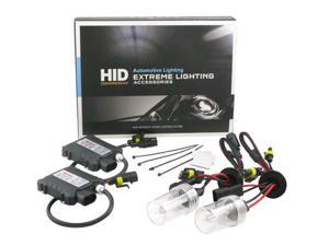 ApolloX Slim H13 9008 5000k High/Low Beam Xenon Light HID Conversion Kit
