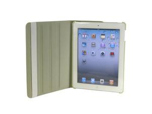 Rotating Duel Layer PU Leather case for Ipad 2
