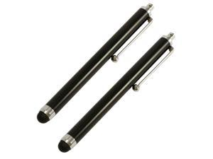 2pc Black Stylus for Apple Ipad, Xoom and all Capacitive Screens