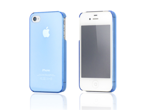 iPhone 4/4S Ultra Thin Air Case - Ultra Thin 0.70MM - fits Verizon AT&T iPhone 4 and Verizon AT&T Sprint iPhone 4S - OEM