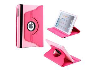 Gearonic ™ 360 Degree Rotating PU Leather Case Smart Cover With Swivel Stand for Apple iPad Mini 2 w/ Retina Display - Hot ...