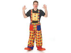 Knucklehead Clown Adult Costume