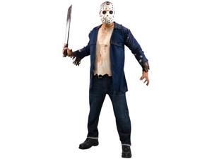 Friday The 13th Deluxe Jason Costume Adult X-Large