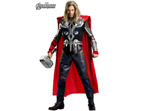 Mens Theatrical Quality Avengers Thor Costume