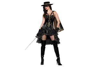 Adult Bandita Costume Incharacter Costumes LLC 8005