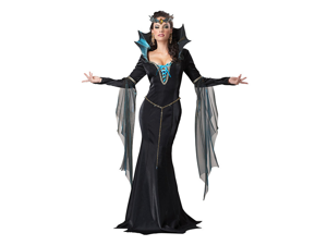 Women's Evil Sorceress Adult Costume