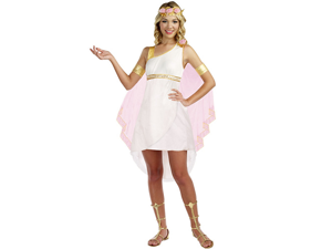 Teen Girl's Goddess of Glam Costume