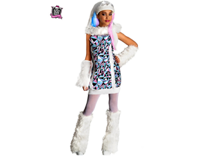 Girl's Monster High Abbey Bominable Costume