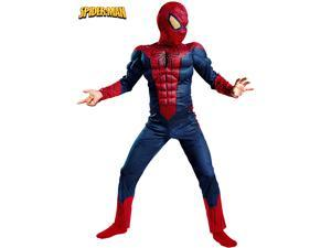 Muscle Spide-Mman Movie Costume for Boys