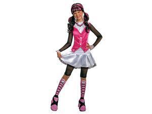 Girl's Deluxe Draculaura Monster High Costume