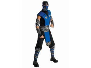 Deluxe Subzero Mortal Kombat Costume for Men