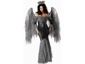 Women's Elite Fallen Angel Costume