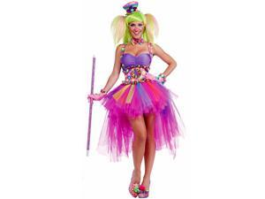 Sexy Tutu Lulu the Clown Costume for Women