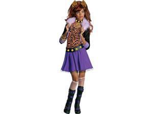 Monster High Clawdeen Wolf Costume for Girls