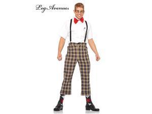 Nerdy Ned Costume - Mens