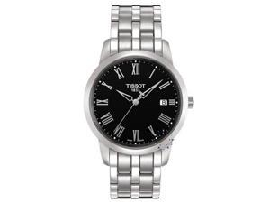 Tissot Classic Dream Black Quartz Stainless Steel Men's watch T0334101105301