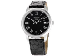 Tissot T-Classic Dream Black Dial Mens Watch T0334101605300