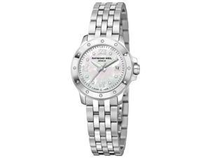 Raymond Weil Tango Round Ladies Watch 5399-ST-00995
