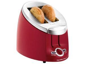 HB Red Bagel Toaster