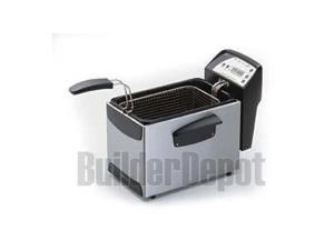 05462 Fryer Deep Steel ProFry Digital