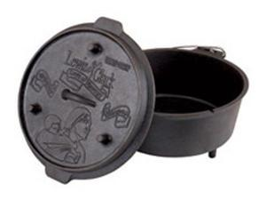 "Camp Chef 10"" Seasoned Dutch Oven"