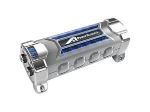 Power Acoustik PCX-5F 5-FARAD Digital Capacitor
