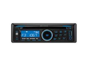 Dual AM/FM/CD Receiver Model XD6150