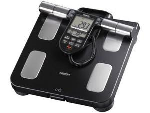OMRON HBF-516B Body Composition Monitor And Scale With Seven Fitness Indicators