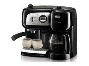 DeLonghi BCO264B Cafe Nero Combination Coffee and Espresso Machine