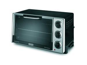 DeLonghi RO2058 Black Convection Oven with Rotisserie