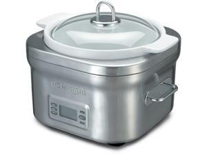 DeLonghi DCP707 Stainless Steel Slow Cooker