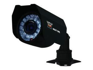 Night Owl CAM-CM01-245 400 TV Lines MAX Resolution Wired Color Camera with Vandal Proof 3-Axis Mounting Bracket and 60ft ...