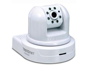 TRENDnet Wired IP Camera with 2-Way Audio / MAX Resolution 640x480 (TV-IP422)