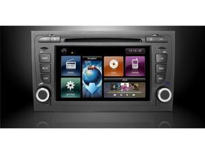 Audi A4 02-07 Dynavin D99 Non Android In-Dash Double Din Touchscreen GPS Navigation DVD iPod Radio