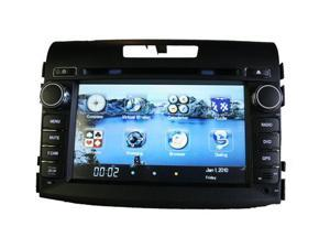HONDA CRV 2012 OEM REPLACEMENT IN DASH DOUBLE DIN LCD TOUCH SCREEN GPS NAVIGATION MULTIMEDIA RADIO [Hits]