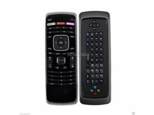 Genuine VIZIO XRT302 EDGE LIT RAZOR TV Remote Control w/ Keyboard 0980-0306-1060