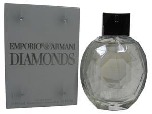 Emporio Armani Diamonds by Giorgio Armani for Women - 3.4 oz EDP Spray