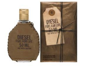Diesel Fuel For Life Pour Homme by Diesel for Men - 2.6 oz EDT Spray