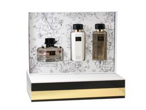 Flora Gift Set ( Eau De Toilette Spray 2.5 oz / 75 mL + Perfumed Body Lotion 3.3 oz + Perfumed Shower Gel 3.4 oz )