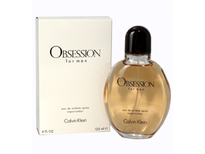 Obsession Eau De Toilette Spray 4.0 oz / 120 mL
