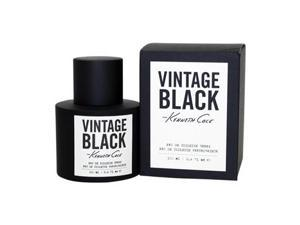 Vintage Black Cologne- Eau De Toilette Spray 3.4 Oz / 100 Ml for Men