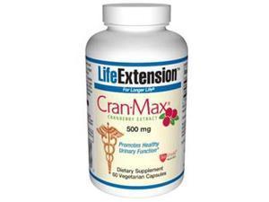 Cran-Max, 500 mg, 60 vegetarian capsules