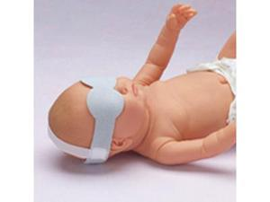 Posey Phototherapy Eye Protectors, Style: Premie, Head Circumference: 13'' L x 2'' W, 4644: 4646, Small premie: Newborn, ...