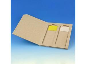 Slide Mailer, Cardboard, for 2 Slides, 50/Box, 2 Boxes/Unit
