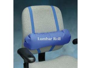 Medic-Air Lumbar Roll, Color: Blue