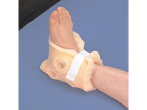 Posey Ventilated Heel Protector, Dimensions: 6'' L x 6'' H